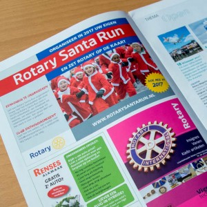 Advertentie Rotary Santarun
