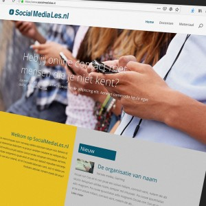 Website Socialmediales
