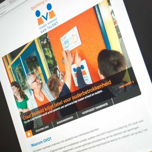 Website Stichting OvO